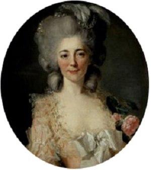 Michelle de Bonneuil - Image: Lenoir, attributed to Michelle de Bonneuil