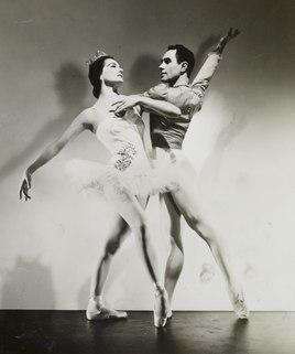 Leon Danielian American ballet dancer