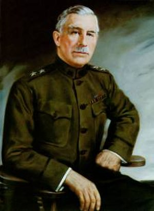 Leonard Wood - Maj. Gen. Leonard Wood in later years