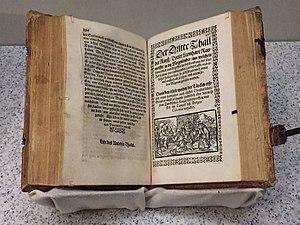 """Leonhard Rauwolf - Leonhard Rauwolf: """"Aigentliche Beschreibung der Raiß inn die Morgenländer."""" First edition, Lauingen, 1582. Deutsches Historisches Museum, Berlin"""