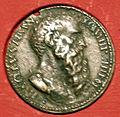 Leone leoni, med. di baccio bandinelli, 1550-60 ca., bronzo, recto.JPG