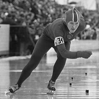 Lidiya Skoblikova speed skater