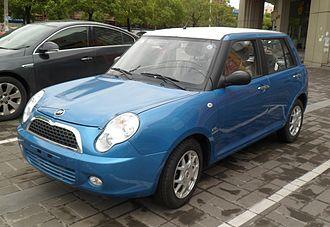 Nakhchivan Automobile Plant - Image: Lifan 320 01 China 2012 05 20