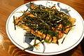 Lightly roasted eel 四万十の鰻のたたき (2705657911).jpg