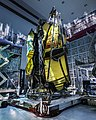 Lights Out on the James Webb Space Telescope (33304391252).jpg