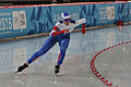 Lillehammer 2016 - Speed skating Ladies' 500m race 1 - Elena Samkova.jpg