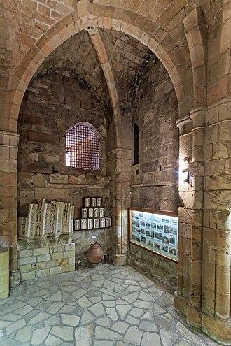 Limassol Castle - Image: Limassol 01 2017 img 15 Castle interior