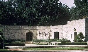 Lincoln Boyhood National Memorial - Memorial Building