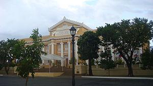 Lingayen, Pangasinan - Capitol Building (Poblacion)