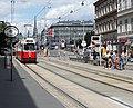 Linie 66 Wiedner Hauptstrasse Hst Resselgasse.JPG