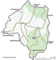 Little Blackfoot River   Wikipedia