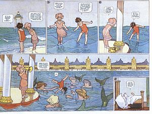 Comics - Image: Little Nemo sea