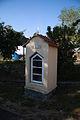 Little chapel in Rácovice, Třebíč District.JPG