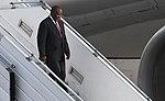 Llegada de Cyril Ramaphosa, presidente de Sudáfrica (45196617295).jpg