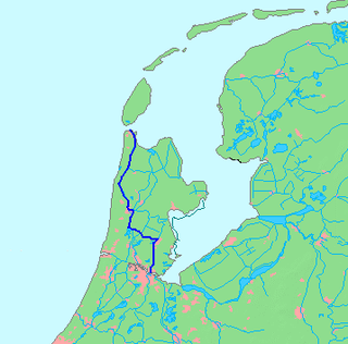 Noordhollandsch Kanaal canal