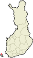 Location of Geta in Finland.png