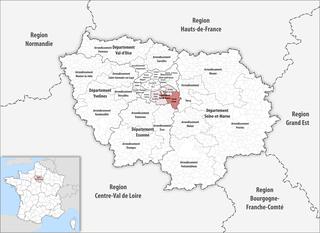 Arrondissement of Créteil Arrondissement in Île-de-France, France