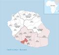 Locator map of Kanton Saint-Pierre-1 2018.png