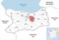 Locator map of Kanton Troarn 2020.png