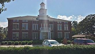 Locust Grove Institute - Image: Locust Grove Institute Academic Building