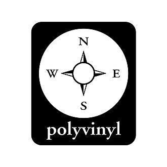 Polyvinyl Record Co. - Image: Logo black 300dpi