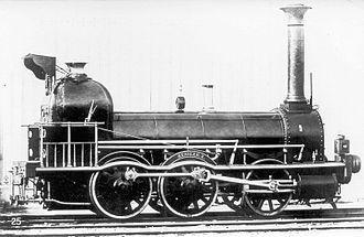 Main-Neckar Railway - Image: Lok 3 MNB