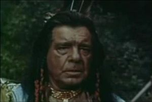 Daniel Boone, Trail Blazer - Lon Chaney Jr. as Blackfish