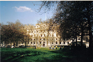Office of Government Commerce - 1 Horse Guards Road, Office's Headquarters