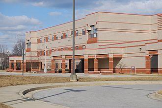 Long Reach High School - Image: Long Reach High School