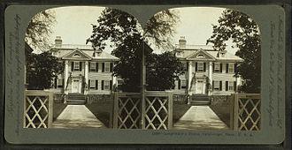 Alice Mary Longfellow - The Longfellow House circa 1859–1910.