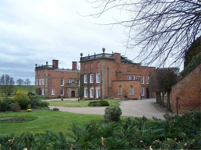 Longford Hall