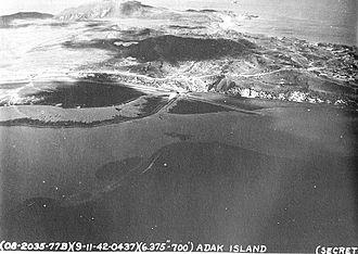 Naval Air Facility Adak - Adak Army Airfield, 11 September 1942