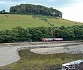 Looe train near Terras Crossing - geograph.org.uk - 1140630.jpg