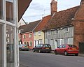 Looking across Ixworth High Street - geograph.org.uk - 745155.jpg