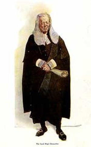 Earl of Halsbury - Hardinge Giffard,  1st Earl of Halsbury