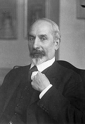 Sydney Olivier, 1st Baron Olivier - Image: Lord Olivier GG Bain