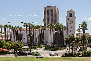 Los Angeles (California, USA), Union Station -- 2012 -- 4938