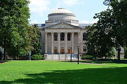 Wilson Library opened in 1929 and today serves as the special collections library at the University of North Carolina.