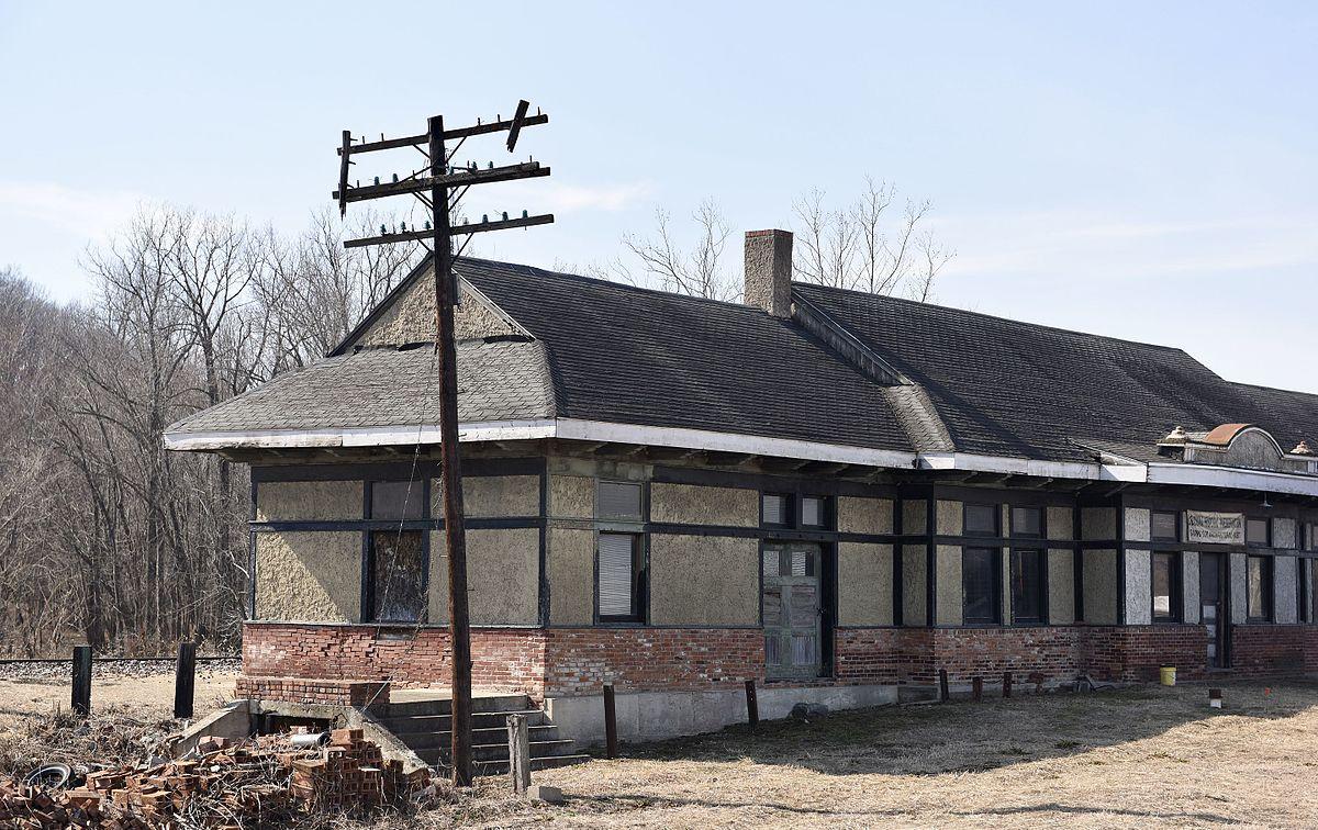 Louisiana Chicago Amp Alton Railroad Depot Wikipedia