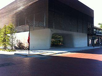 Louisiana Sports Hall of Fame & Northwest Louisiana History Museum – Natchitoches - Image: Louisiana Sports Hall of Fame