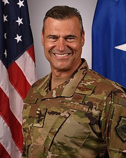 Joseph T. Guastella Commander of the United States Air Forces Central Command