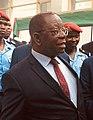 Luc Magloire Mbarga, ministre camerounais du Commerce à Yaoundé, le 17 septembre 2019 (cropped).jpg