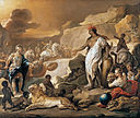 Luca Giordano, copies - Series of the Four Parts of the World. Africa - Google Art Project.jpg
