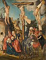 Lucas Cranach d. Ä. - Kreuzigung Christi - GG 6905 - Kunsthistorisches Museum.jpg