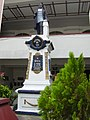 Lucena, City Hall.... Monument of Dr. Rizal - panoramio.jpg