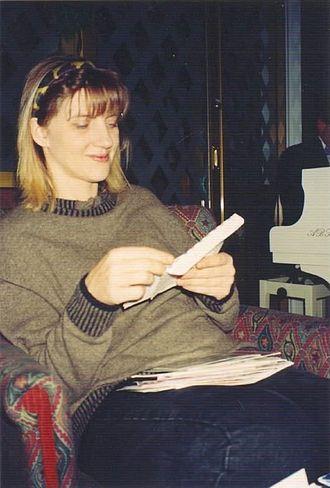 Lucia de Berk - A personal photo of Lucia de Berk