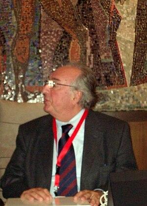 BergamoScienza - Luciano Maiani at BergamoScienza 2008.