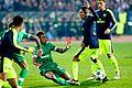 Ludogorets vs Arsenal 2-3, 1-11-2016.jpg