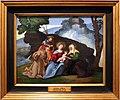 Ludovico mazzolino, sacra famiglia con sant'anna e san francesco, 1515 ca. 01.jpg