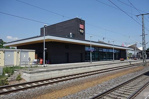 Lutherstadt Wittenberg Hauptbahnhof (2)